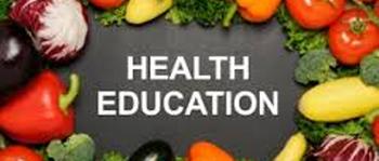 Bộ môn Giáo dục sức khỏe